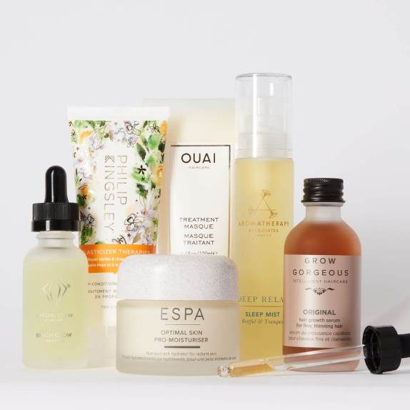 The Luxury Beauty Lover's Collection