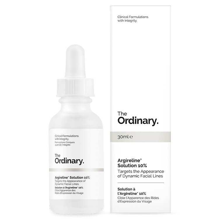 Пептиды для лица The Ordinary Argireline Solution