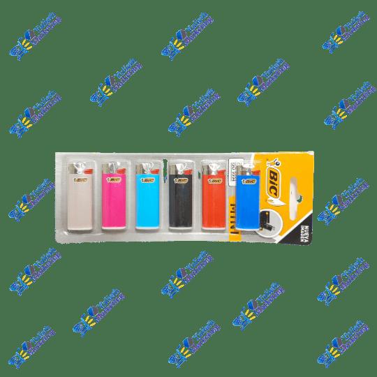 Bic Fosforera Mini J5 x un colores