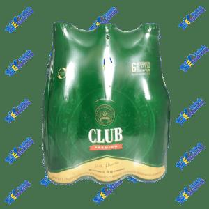 Club Premium Cerveza Verde Sixpac Bot x 6 un 330 ml