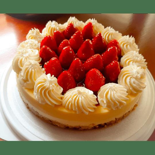 Bella Vanilla Cheesecake de Frutilla