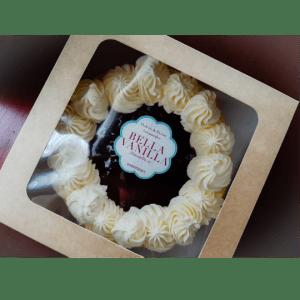 Bella Vanilla Pastel Cheesecake de Mora