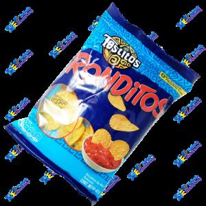 Inalecsa Ronditos Snack Bocaditos de Maíz 45 g