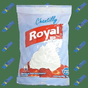 Royal Mezcla en Polvo para Crema Chantilly Sachet x 100 gr