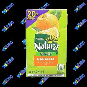 Nestlé Natura Jugo Néctar Naranja 225 ml