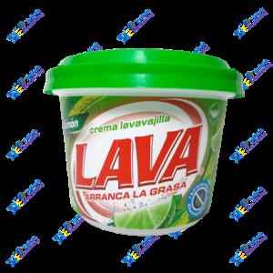 Lava Crema Lavavajilla Limón 1000 gr