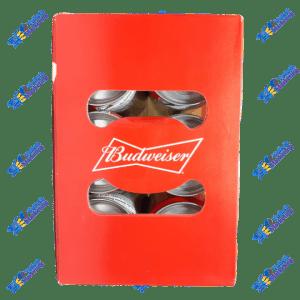 Budweiser King of Beers Cerveza en Lata Packx6u 269 ml