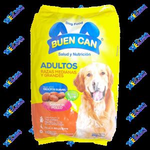 Buen Can Comida para Perro Adulto Mediana/Grandes Sabor a Pollo 2kg