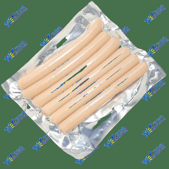 Juris Salchicha de Pollo Tipo I Packx6u 150g