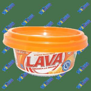 Lava Lavavajilla Crema Mandarina Arranca Grasa 235g