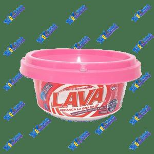 Lava Lavavajilla Crema Rosada Arranca Grasa 235g