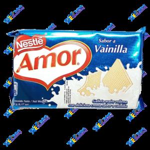 Nestlé Amor Wafer Galleta de Vainilla 175 gr