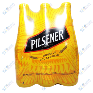 Pilsener Cerveza Original Botella 330ml Packx6u