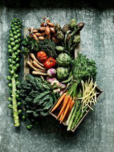 пищевая ценность продуктов   овощи