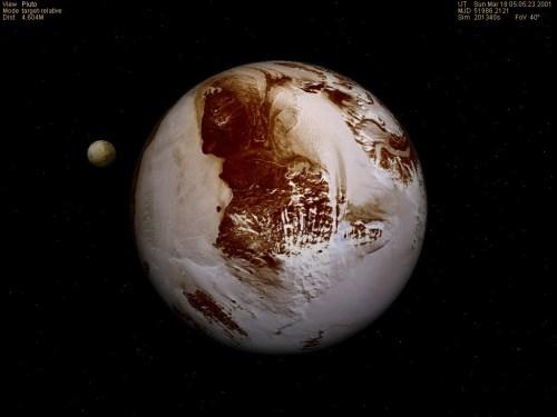 Звуки планет | Плутон