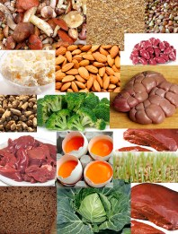 Витамин В2 | продукты | Vitamin B2 | Products
