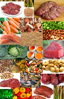 Витамин В3 | продукты | Vitamin B3 | Products