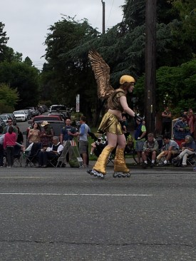 Nothing is more sad than an angel who sucks at rollerbladeing!