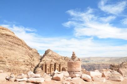 Petra. The Monastery