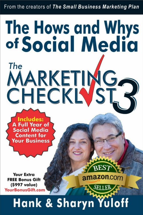 the marketing checklist-3