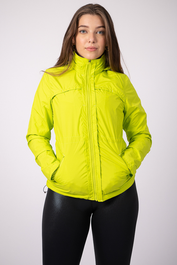 Stormy Jacket - Neon Lime