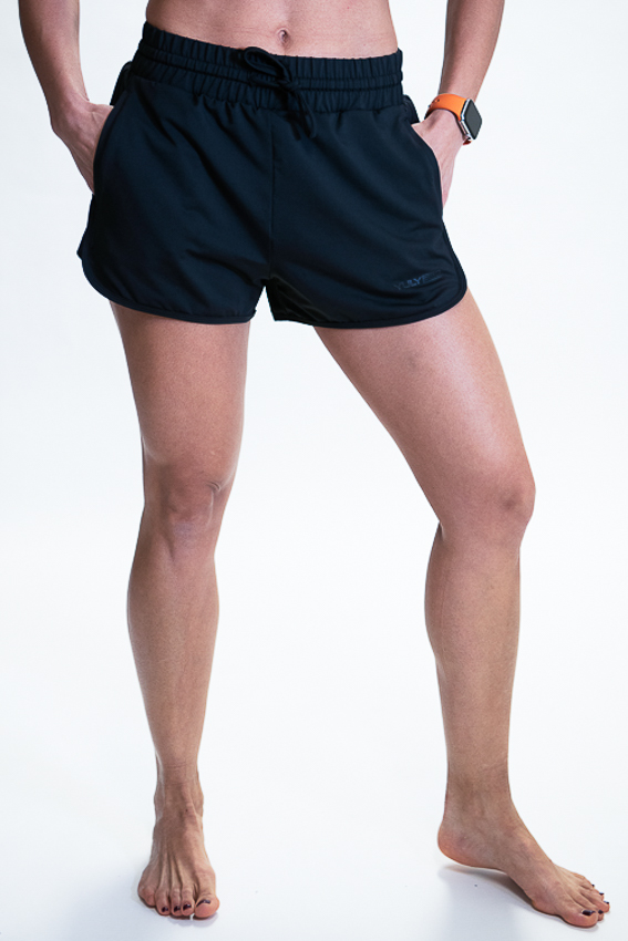 Better Kind Shorts – Midnight Black