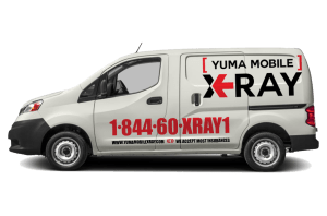 yuma mobile xray van
