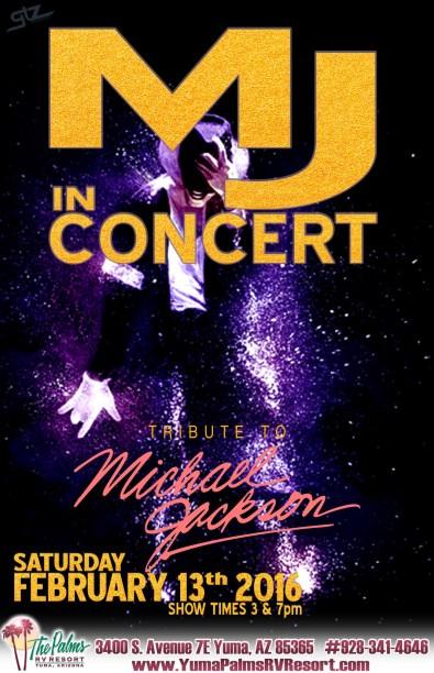 2016-02-13 Michael Jackson Tribute
