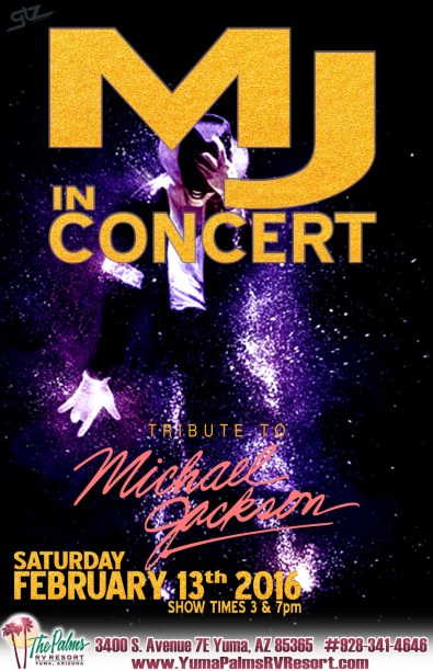 2016-02-13 Michael Jackson Tribute