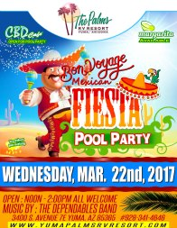 2017-03-22 Pool Party