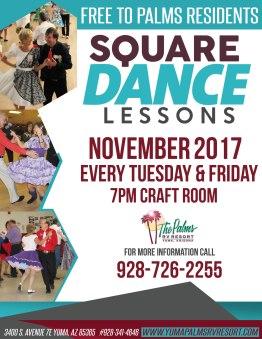 2017-11 Nov Square Dancing
