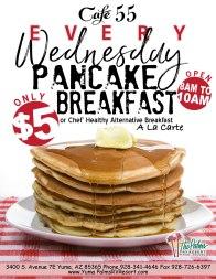 2017-2018 Pancake Breakfast