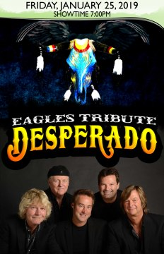 2019-01-25 Desperado Eagles Tribute
