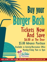 Save on Bash Tickets