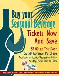 Save on Beverage Tickets