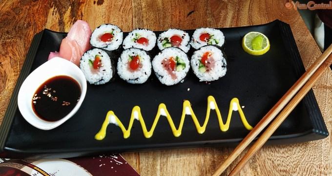 Spicy Tuna Futomaki