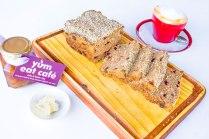 Health Bread (own recipe)