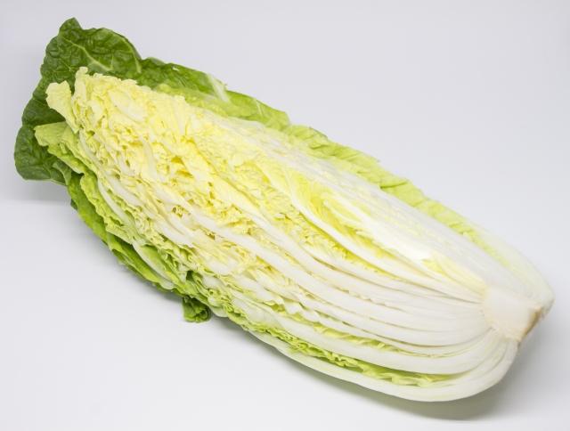 白菜を買う