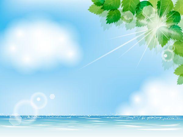 海の潮の香り