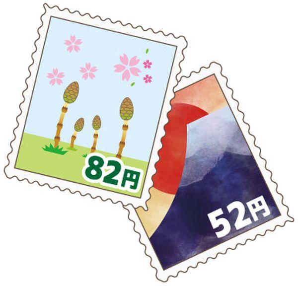 印象深い切手