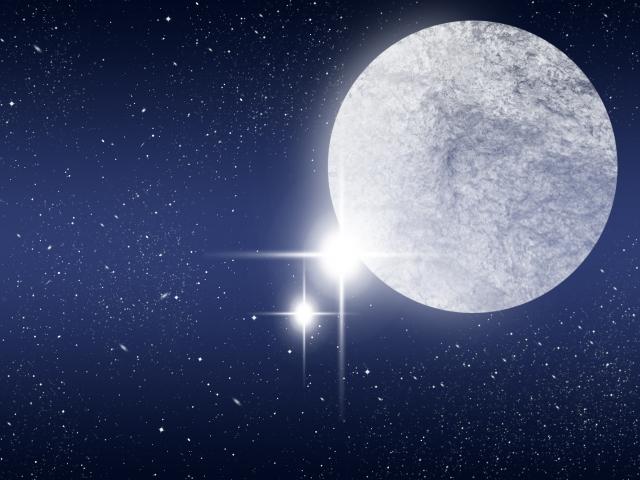 星が消える