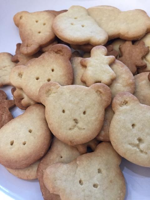 クッキーを作る・焼く