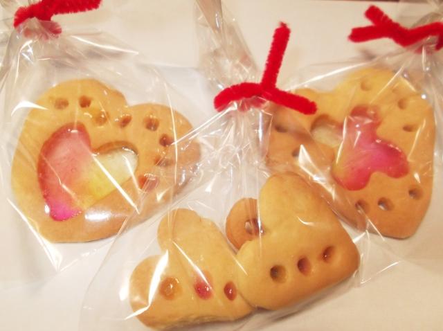 クッキーを買う