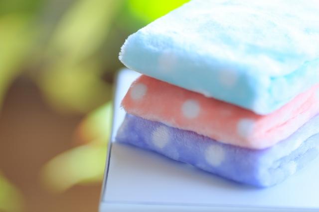 タオルを買う