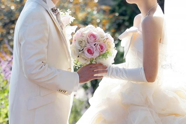 自分が結婚式を挙げる