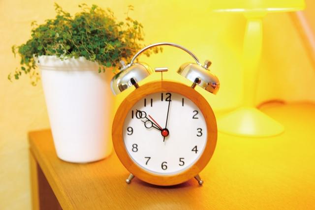 新品の時計
