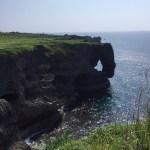 沖縄中部観光スポット:万座毛のアクセス【無料】写真アリ