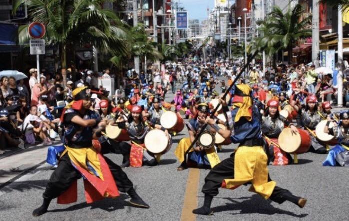 2017年沖縄1万人エイサー祭り!!日程決まった?いつやるの?駐車場はひーじ!?