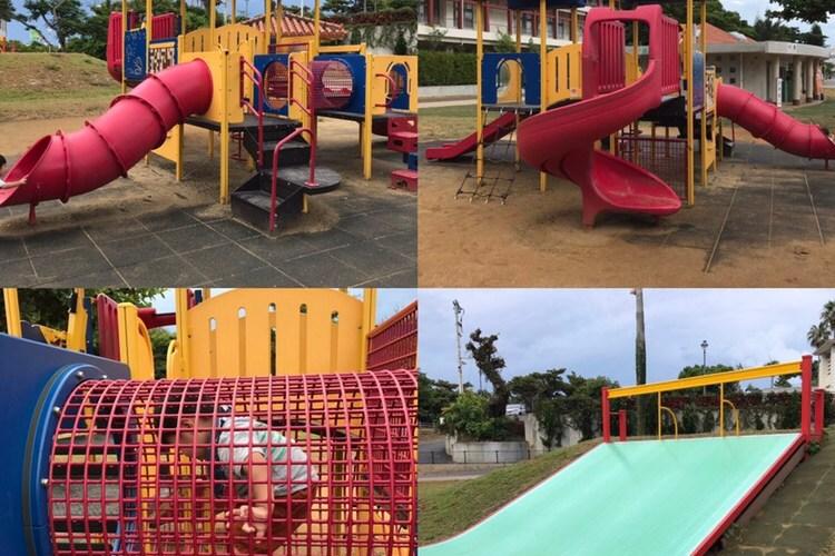 子供におすすめ遊び場!!沖縄の奥武山公園レポ!!駐車場は無料?時間は?