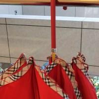 バーバリー 傘